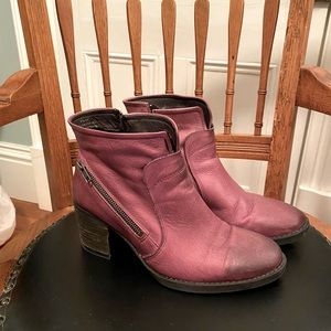 Bos.& Co. Fallon Leather Boots